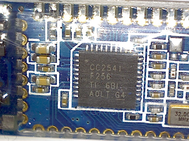Bluetooth with Arduino and Linux