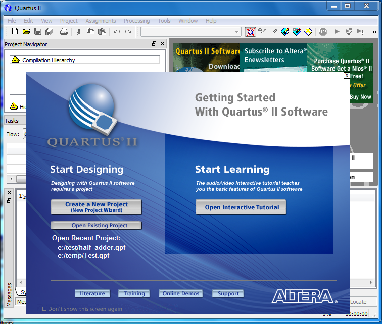 Introduction To Quartus Ii Software  Using Qsim For