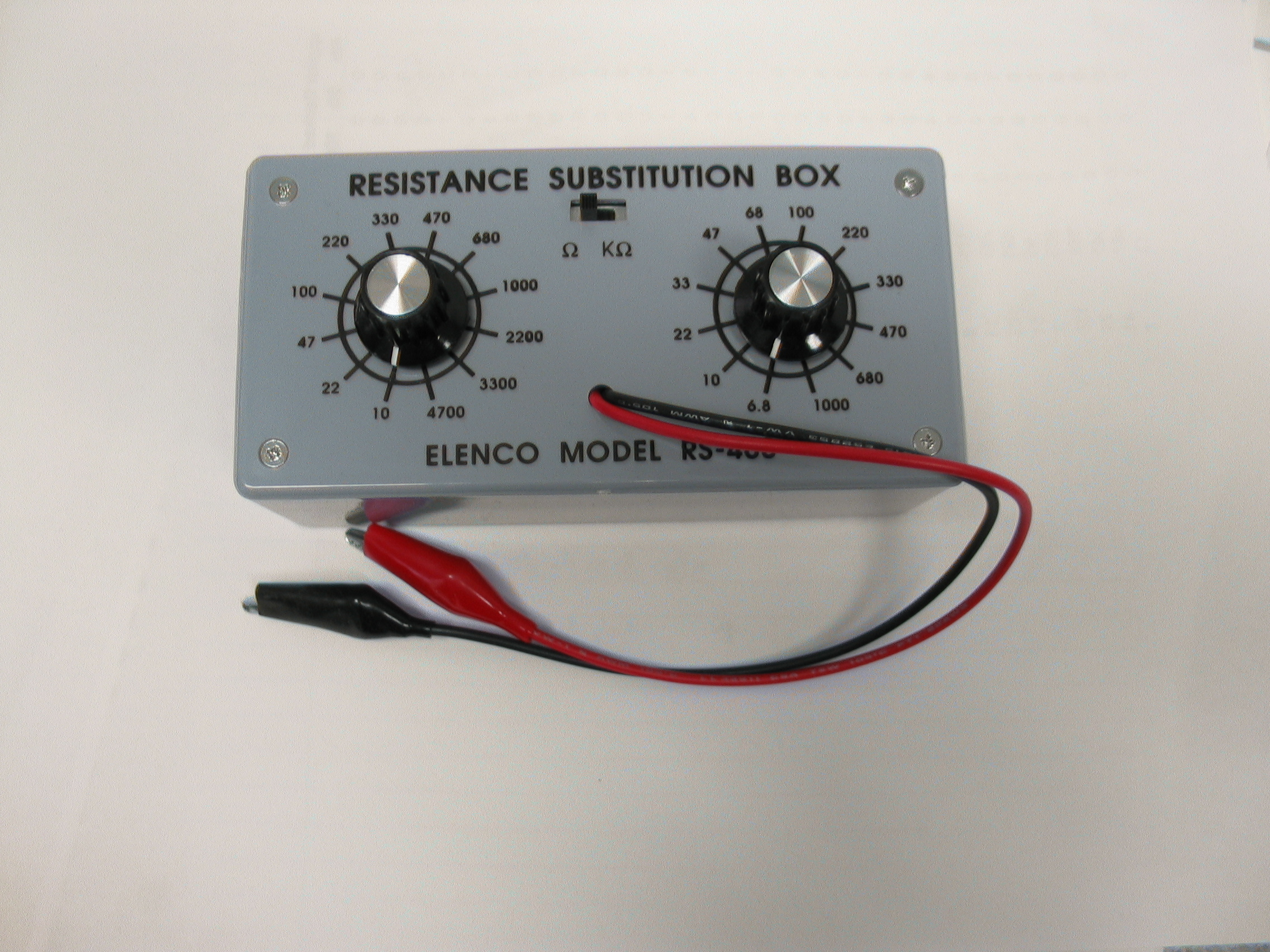 variable resistor box | eBay
