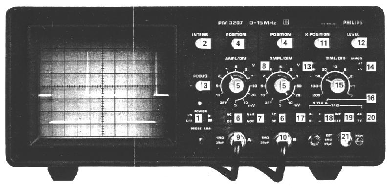 pc cp200 electronics laboratory iclose up pictures of signal generators we have in the lab old model (wavetek 182a) black case model (wavetek fg3c) grey case model (wavetek fg3b)